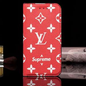 大人気 supreme lv iphone Xケース