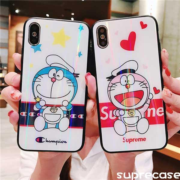 XS MAX  iphone xrxs  supreme iphone x DORAEMON   iphone 87 plus